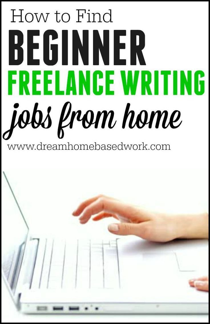 005 Beginner Freelance Writing Jobs from Home No Experience