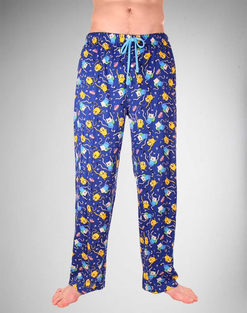 Adventure Time Print Mens Lounge Pants  c21f3a4aa