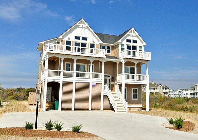 north carolina beach rentals oceanfront outer banks