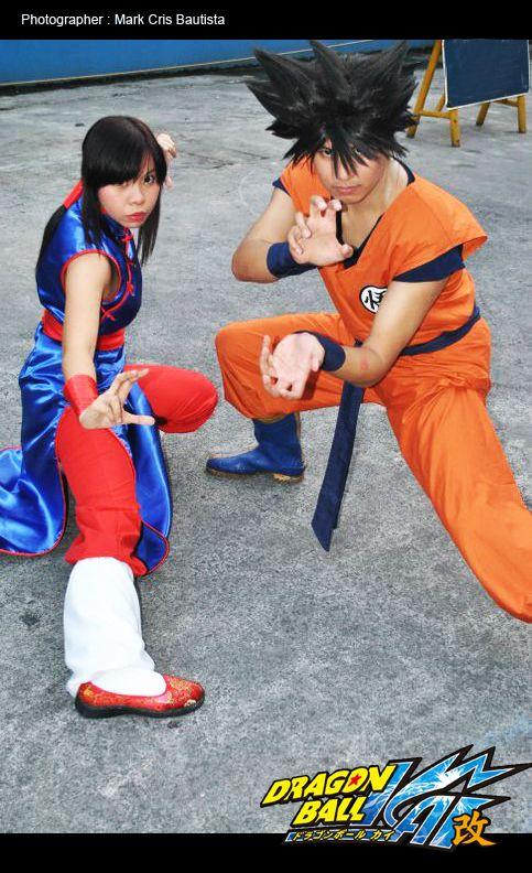Goku and chichi Fights by jeffbedash325 on DeviantArt Dbz 502b54775d8c