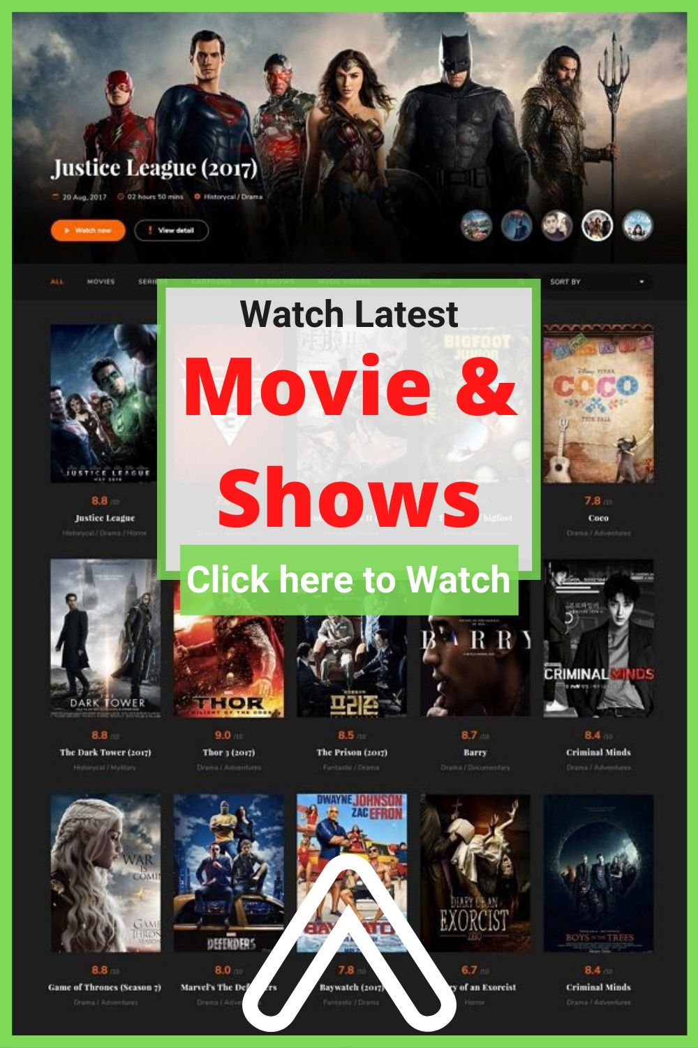 Latest Movies and Shows on Mobile in 2020 Latest