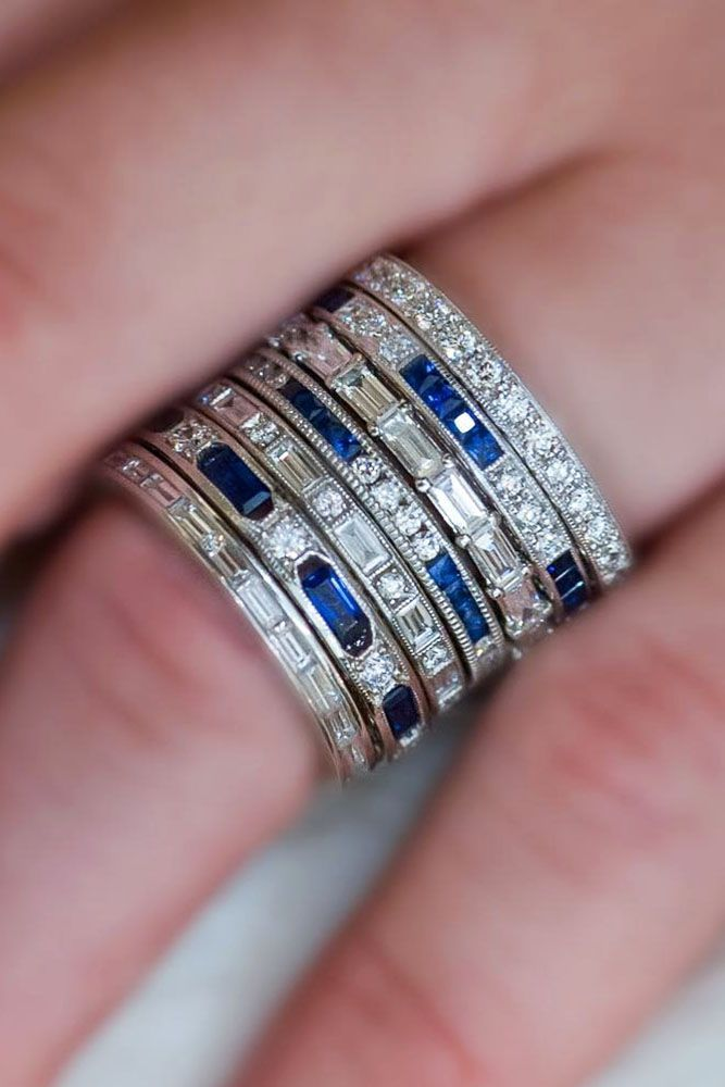 27 Magnificent Sapphire Engagement Rings
