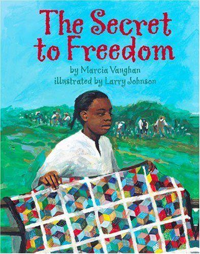 The Secret to Freedom by Marcia Vaughan et al., http://www.amazon.com/dp/1584302518/ref=cm_sw_r_pi_dp_HeRbtb0541SV6