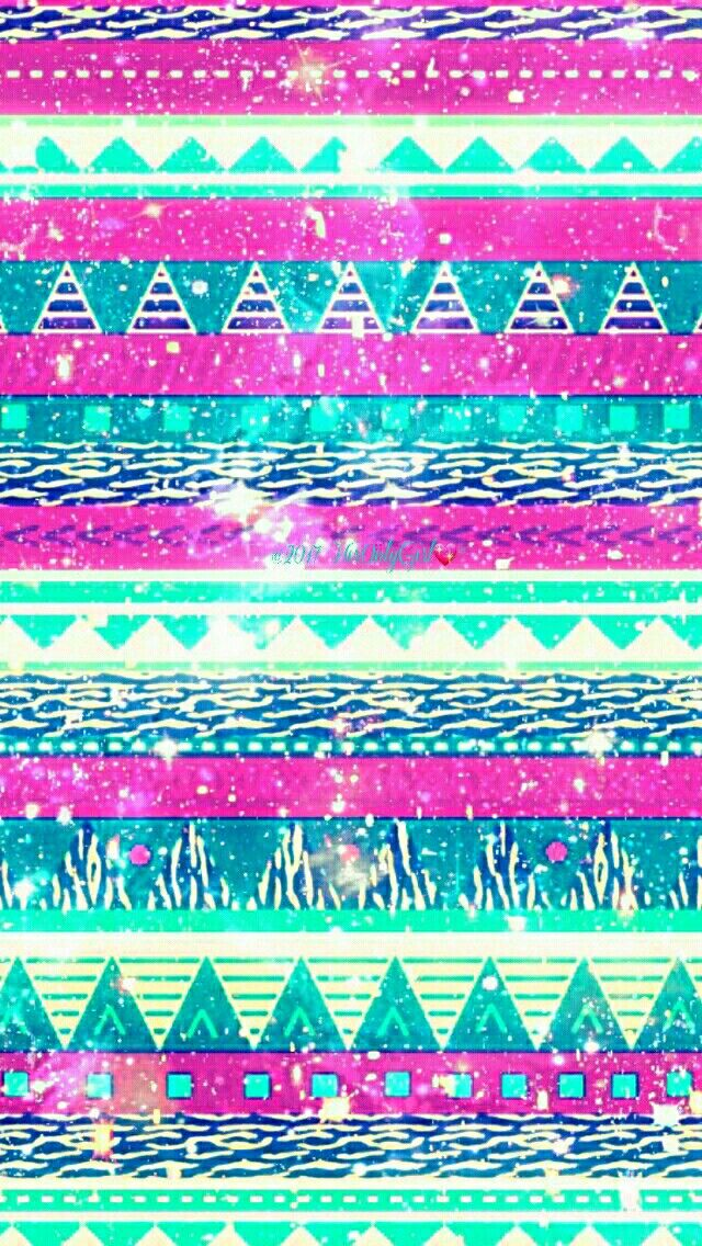 Soft Tribal Galaxy IPhone Android Wallpaper I Created For The App CocoPPa