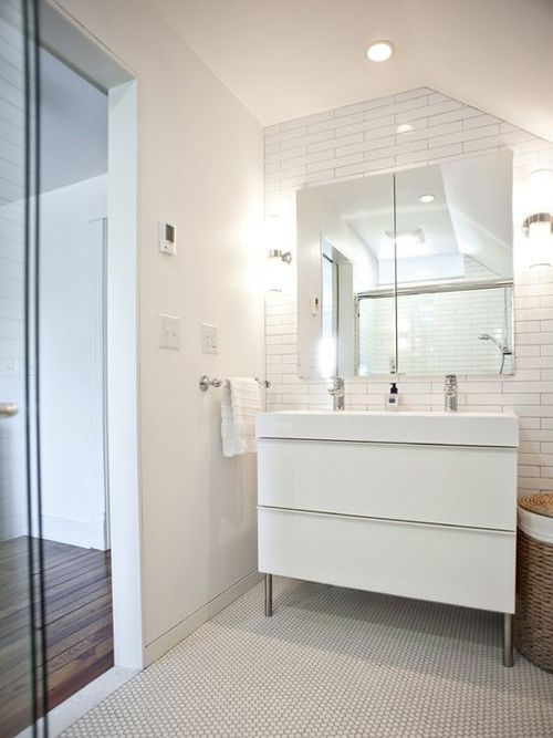 8x Ikea badkamers - badkamer | Pinterest - Badkamers, Ikea en Badkamer