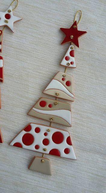 Manualidades Navidenas Con Arcilla.Ceramics As A Trade Christmas Ideas Navidad Arcilla