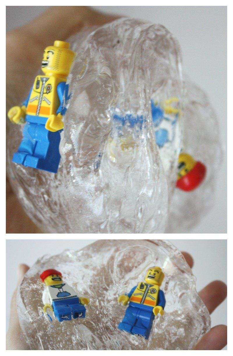 Borax slime for an easy slime and science activity with kids borax borax slime clear glue recipe science activity lego for kids ccuart Gallery