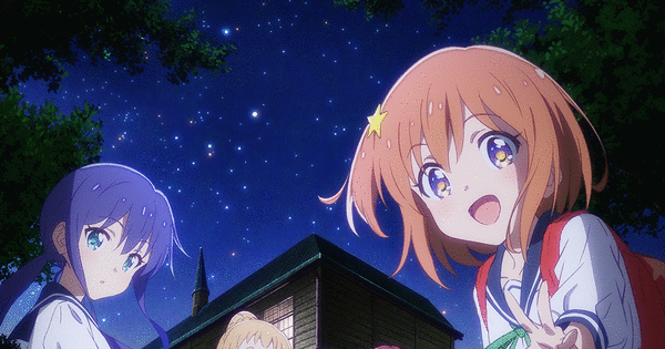 Asteroid in Love Anime Listed With 12 Episodes Asteroid in