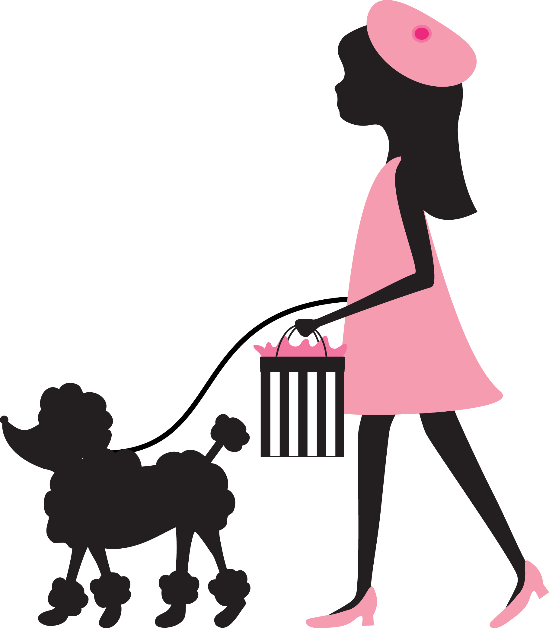 pin by ivanna ivanovna on pinterest clip art rh pinterest com French Poodle Silhouette Clip Art French Poodle in Paris
