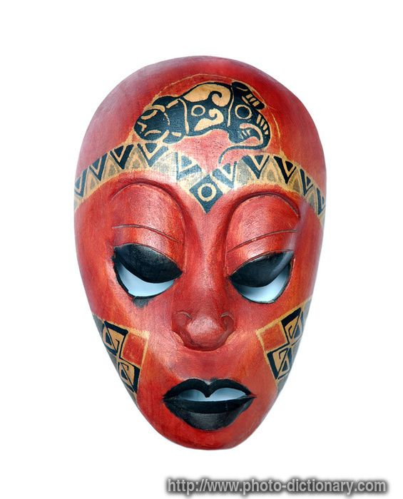african mask african mask photo picture definition african