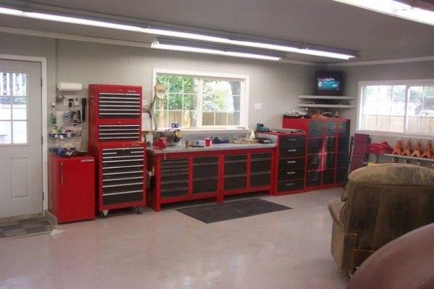 Amazing Garage Cabinets Sears In Modern Garage Design Ideas Stunning Modern Garage Cabinet Sears With Cheerful D Garage Design Garage Interior Garage Cabinets