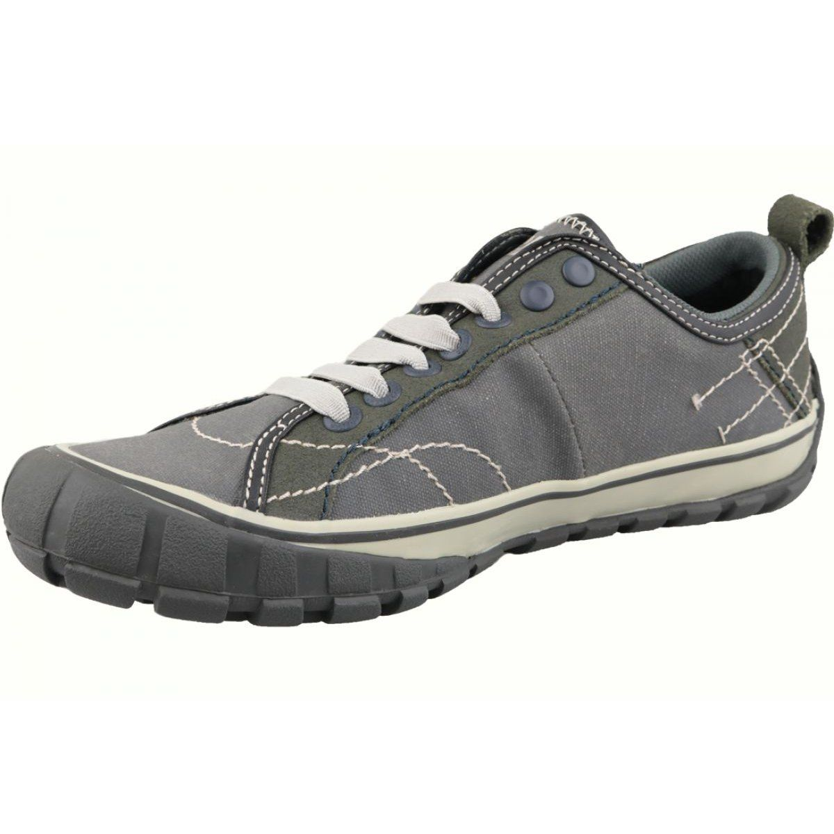 Buty Caterpillar Neder Canvas M P713031 Szare Boots Hiking Boots Sneakers