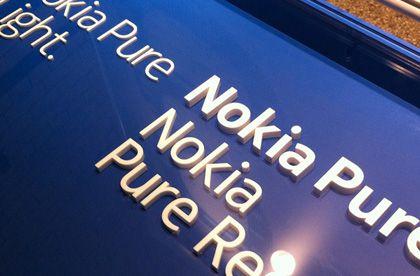 Nokia Pure • LOGOBR