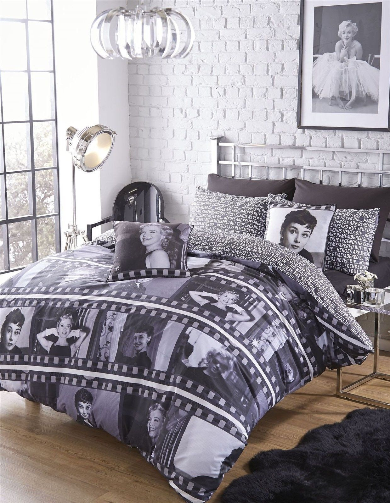 Hollywood themed Bedrooms Ideas Catherine Lansfield Movie ...