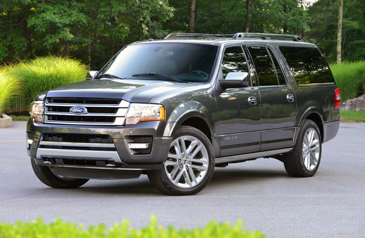 2017 Ford Expedition Official Additional Details And Photos Released