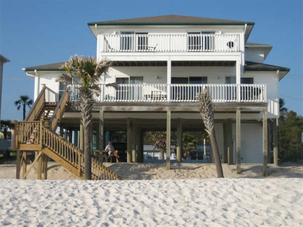 Mexico Beach Fl Barefoot House