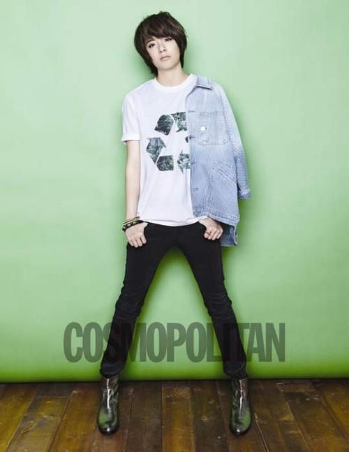 f(x) Amber for Cosmopolitan