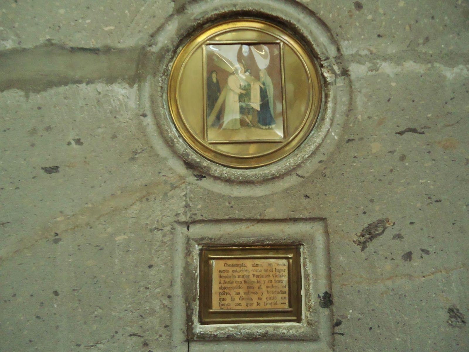 sancarlosfortin: en la sexta estacion del viacrucis de jesus en nue...