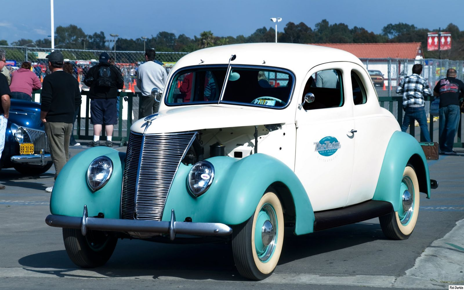1937 Ford Coupe - fvl