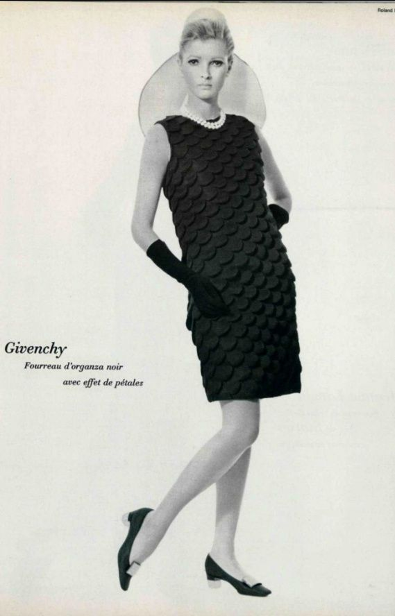 1967 Hubert de Givenchy
