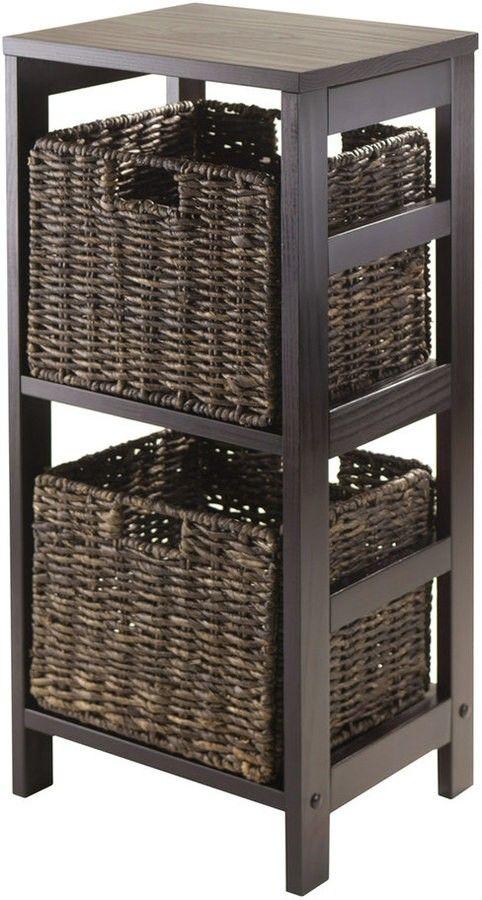 Nice Basket Shelf
