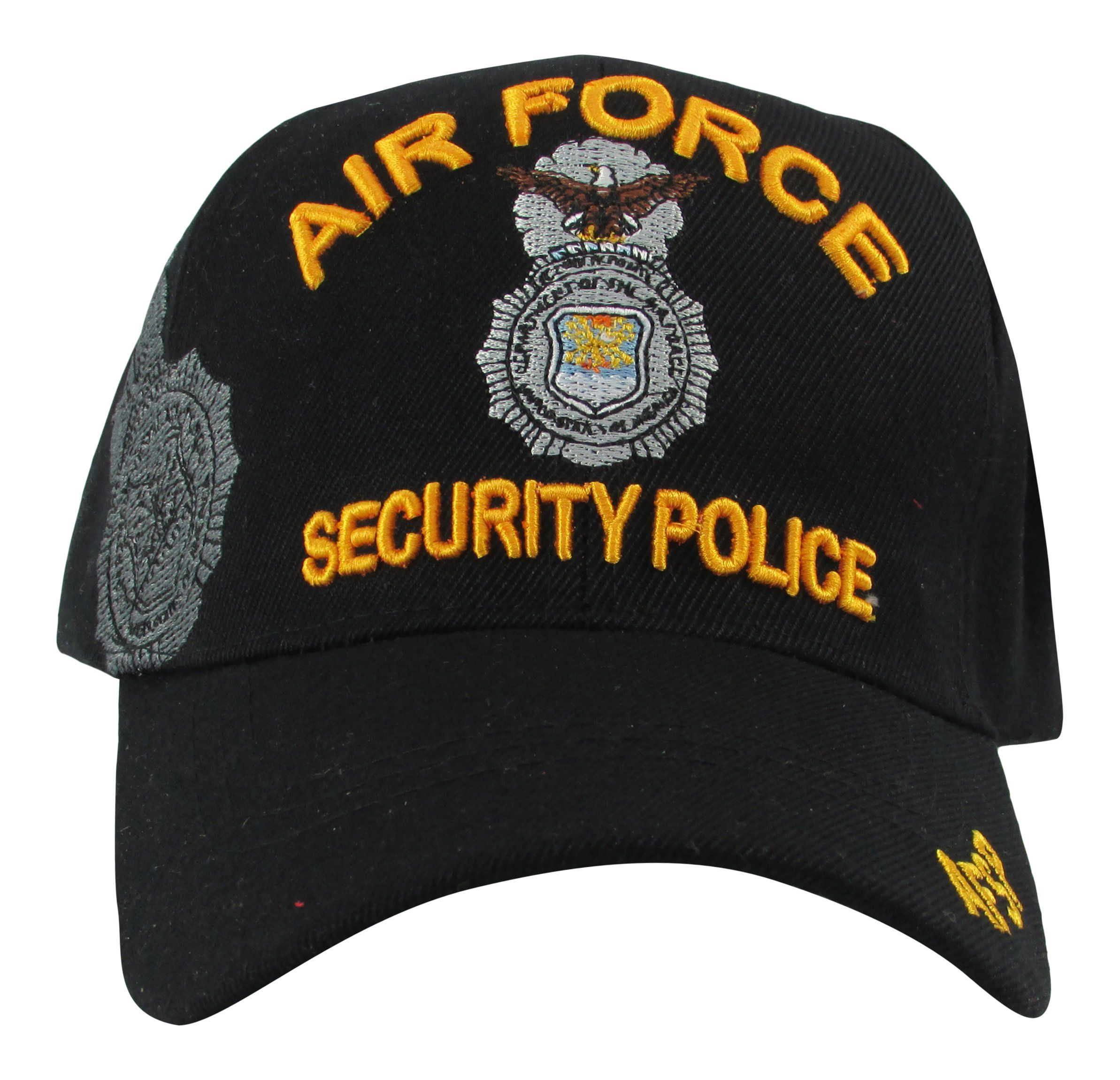 US Warriors U.S. Air Force Security Police Baseball Cap 885a2cb51f08