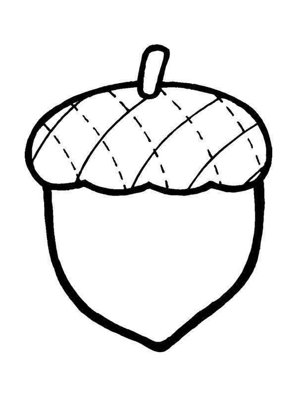 Recursos educativos: Dibujos para colorear de otoño Dibujos y fichas ...