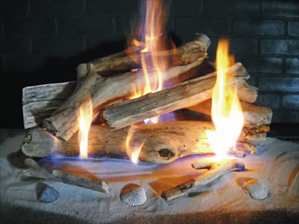 Driftwood Log Set So Cal Custom Logs Gas Fireplace Logs Gas