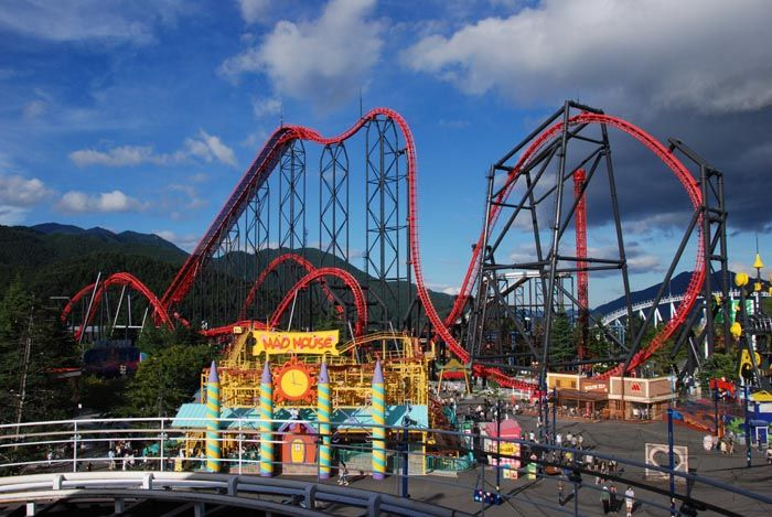 amusement park | Amusement park: Top 10 Amusement Parks in Japan