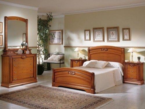 dormitorio clasico | MUEBLES | Pinterest | Dormitorios clasicos ...