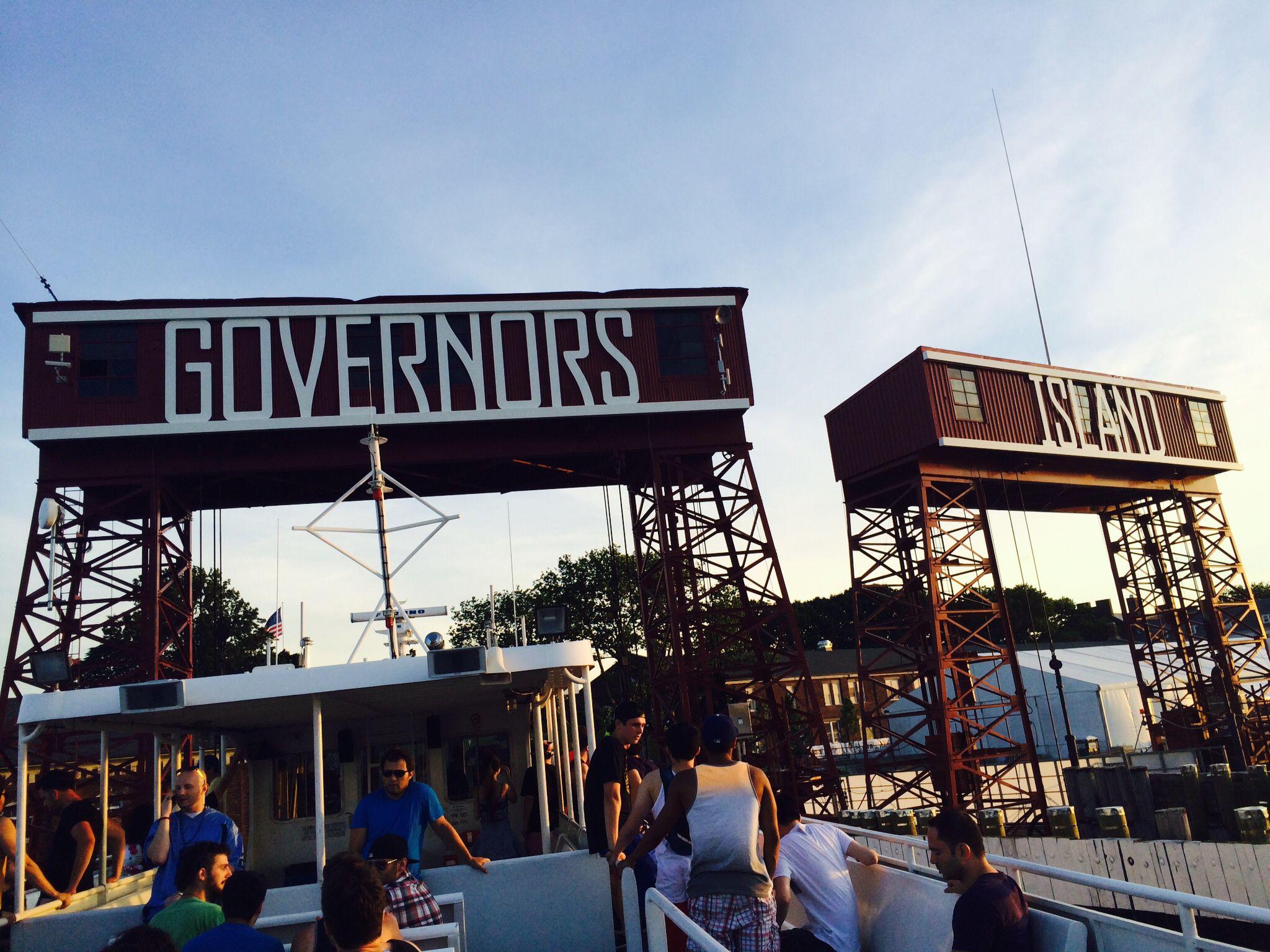 Governors Island NYC