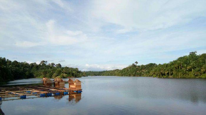 Waduk Sianjo Anjo Wisata Kekinian Di Singkil Aceh