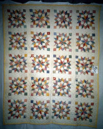 Broken Wagon Wheel Quilt Pattern Wheel Quiltmaker Stainsby Laura Click To Compare 1979 Michigan State Quilts Traditional Quilts Diy Projects To Try