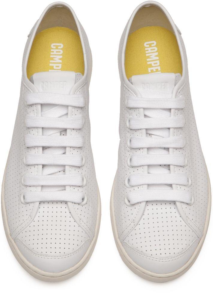 6f90eba25445 Camper Uno White Sneakers Women 21815-040