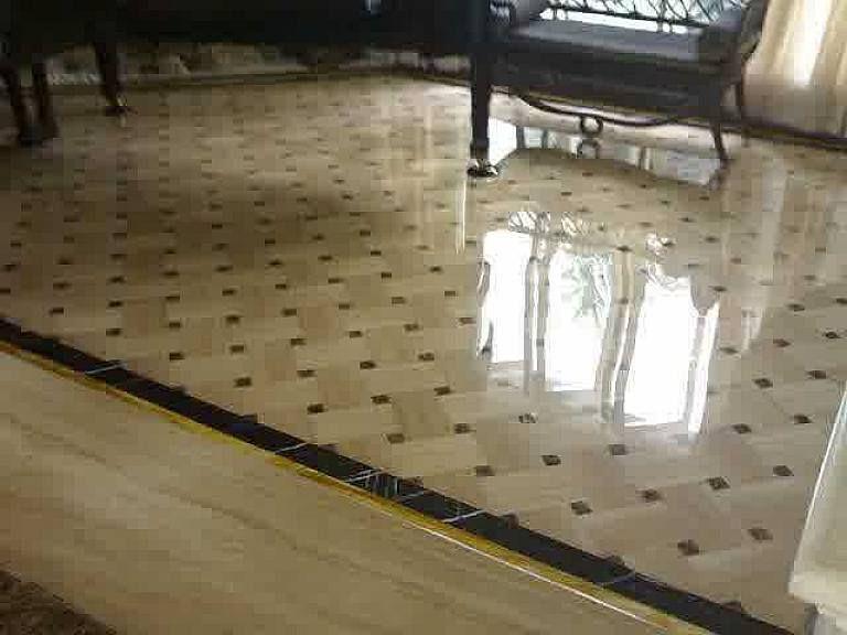Marble Floor Design   Mahalingapuram   Pinterest   Marble floor ...