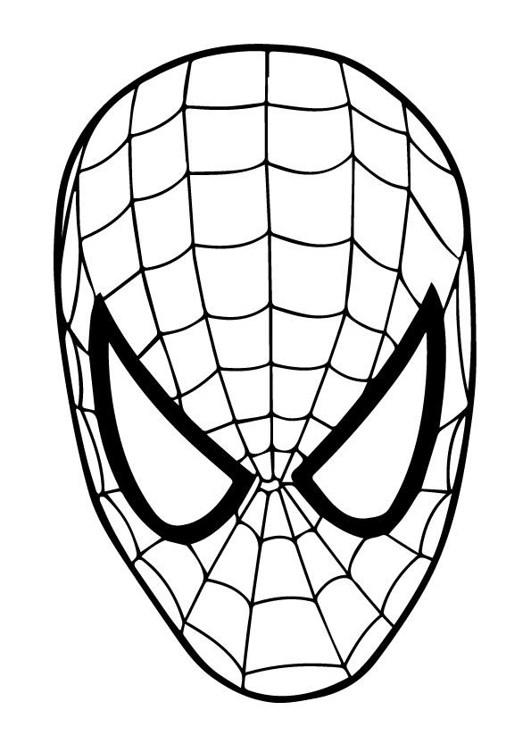 25 Wonderful Spiderman Coloring Pages Your Toddler Will ...