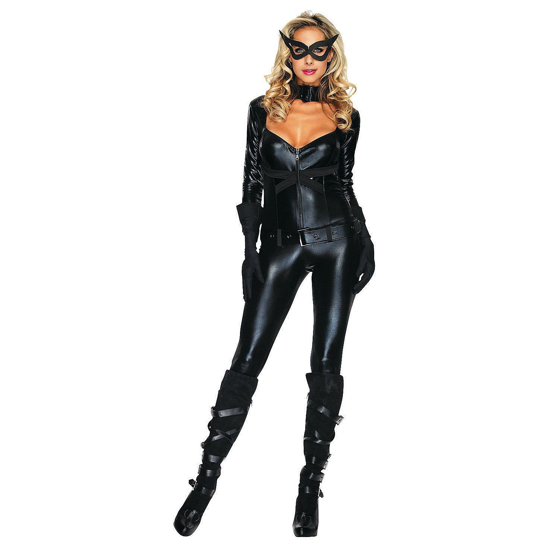 Cat+Girl+Halloween+Costume+for+Women+-+OrientalTrading.com  sc 1 st  Pinterest & Womenu0027s Cat Girl Costume | Cat girl costume Costumes and Halloween ...