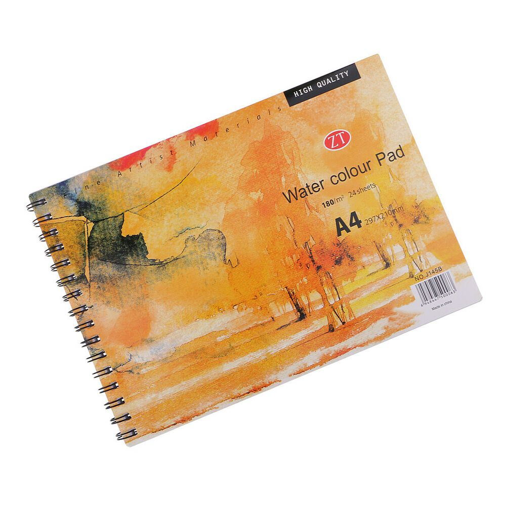 851824 Hand Book Journal Co Fluid Easy Block Hot Press Watercolor