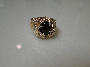 Elvis Loved This Black Star Sapphire Ring Elvis Presley Music Elvis Star Sapphire Ring