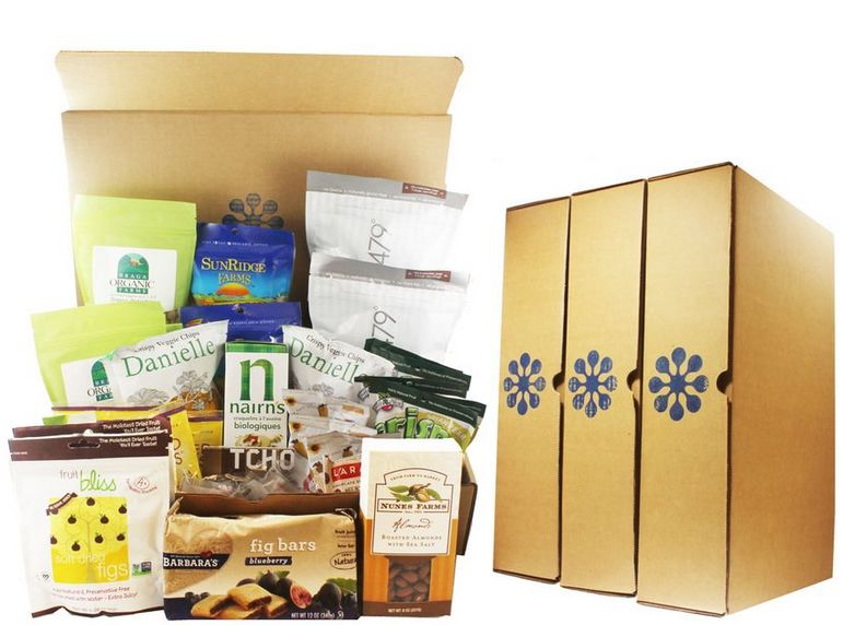How to Customize Creative Green Food Packaging Boxes