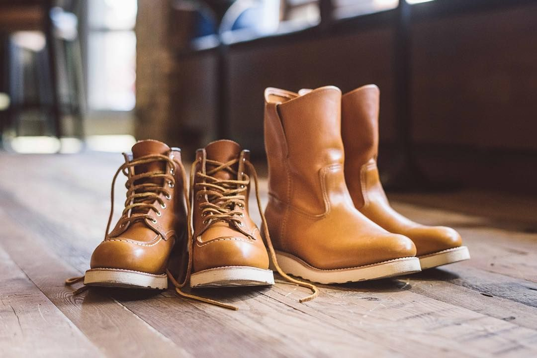 Irish setter boots, Red wing shoes