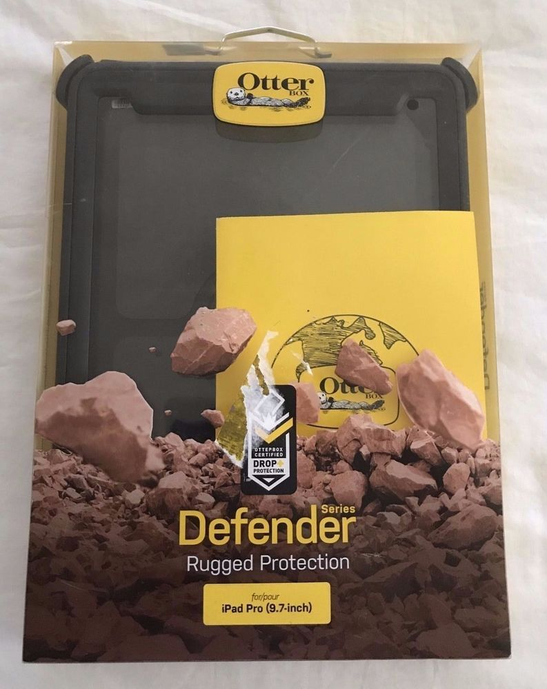Otterbox Defender Series Case For Ipad Pro 97 Inch New Black