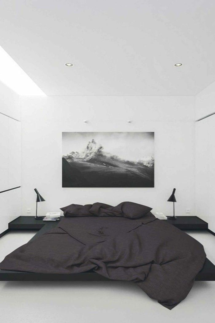 Photo of Bed without headboard – 33 proofs that bed headboards are not mandatory