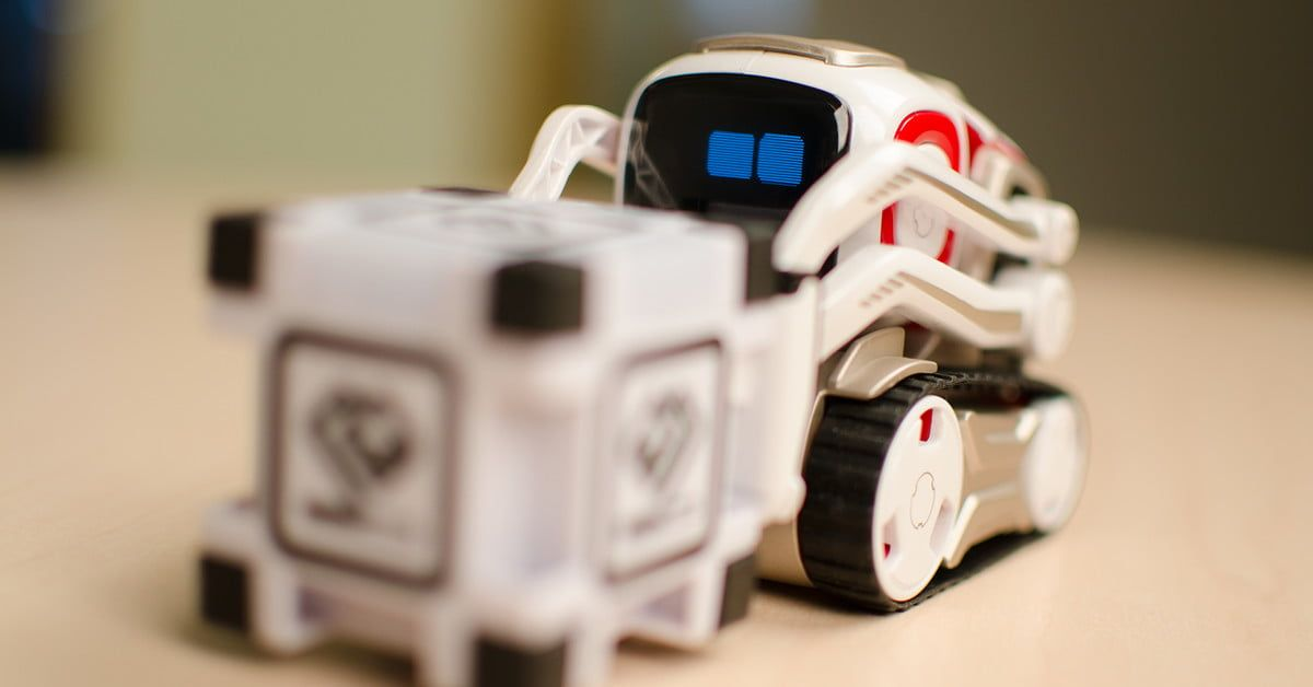 Anki's Cozmo update makes the little robot needier Cool