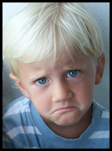 sad child pouting by mario bellavite, via Flickr | Wє αяє ...