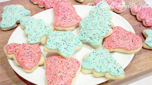How To Make My Mom S Famous Sour Cream Cookies Recipe Sour Cream Cookies Sour Cream Sugar Cookies Soft Sugar Cookies