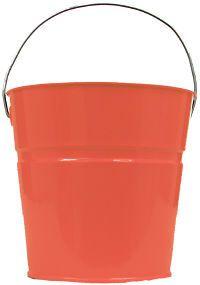 Orange Peel Bucket | Decorate It | Pail bucket, Bucket, Orange