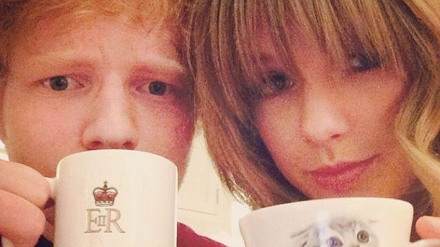 Ed Sheeran Taylor Swift dating
