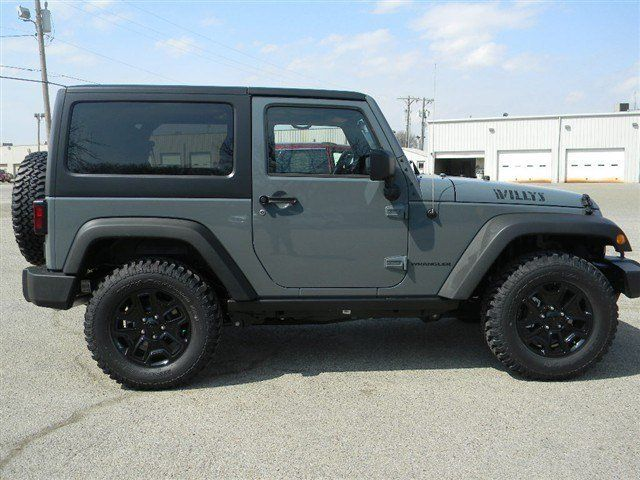 2014 Jeep Willys Jeep Truck Willys Jeep Jeep