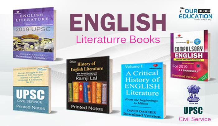 English Literature Book Ma For Essay Writing Upsc